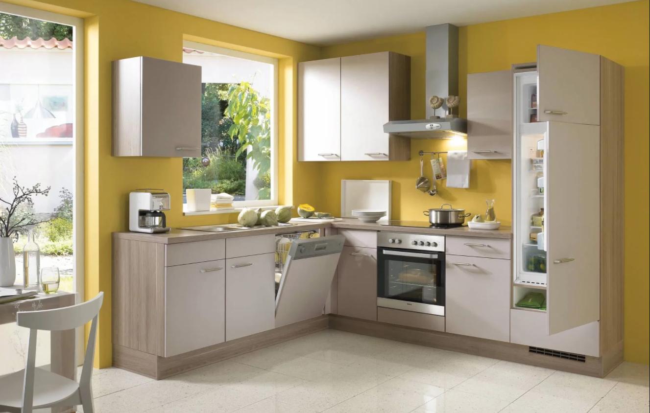 Design aspects of a modular kitchen in india zenterior Modular kitchen designs for small kitchens