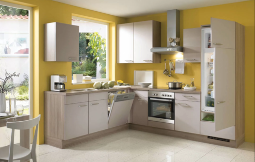 Small modular kitchen design aspects