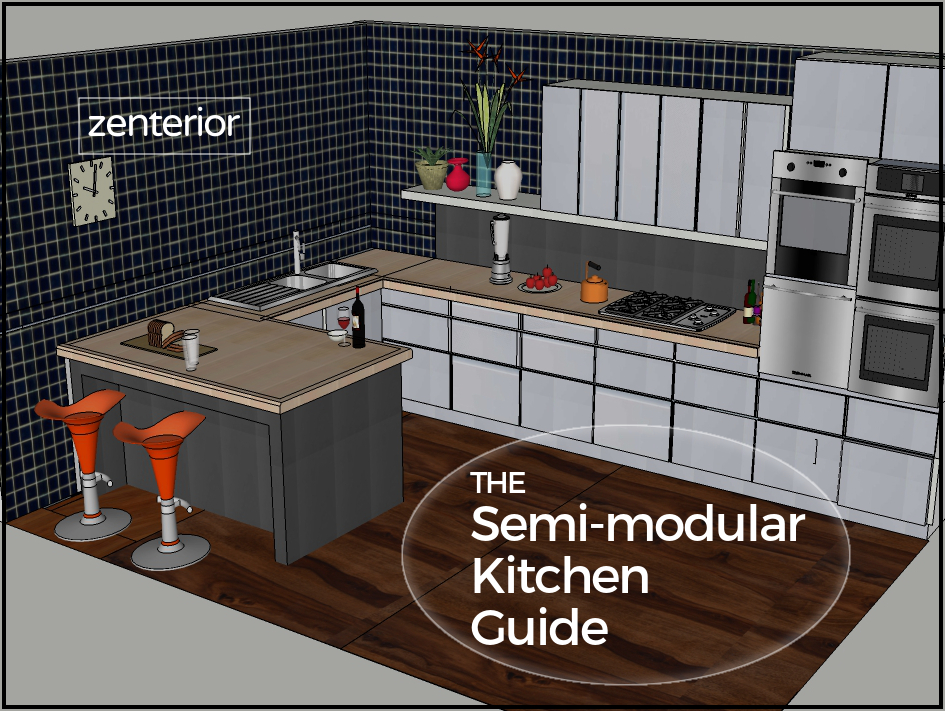 guide to get a great modular kitchen finish in india zenterior