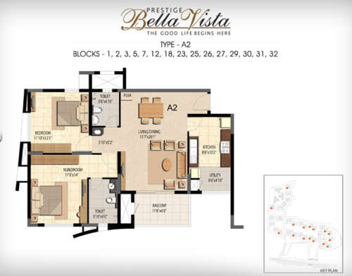 2BHK - A2