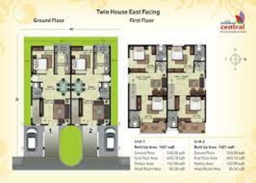 Mahidhara Central Villa
