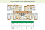 9th Floor Plan - Design 7