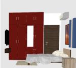 1525 Sq.ft - Design 1