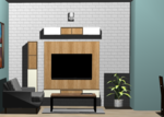 Living Room 3 - Design 1