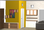 Living Room 4 - Design 3