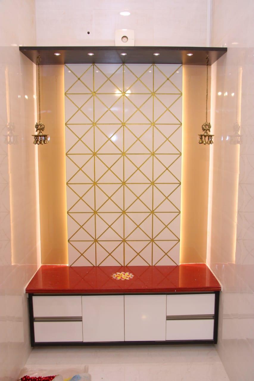 Pooja Cabinets
