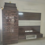Pooja Cabinets - Design 17