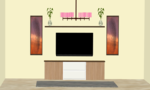 E,F,G,H,O 101 to 401(3BHK) - Design 9