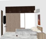 1376 Sq.ft - Design 3