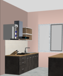 1376 Sq.ft - Design 5