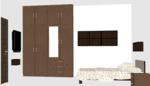 J104, J204, J304, J404(2BHK) - Design 1