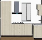J110, J210, J310, J410(2BHK) - Design 4
