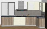 L103 to 403(2BHK) - Design 4