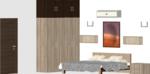 N102 to 402(2BHK) - Design 1
