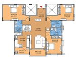 1640 Sq.ft - Design 6