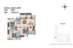 D102 to D402(3BHK) - Design 8
