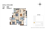 D103 to D403(3BHK) - Design 7