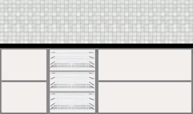 Kitchen Floor Cabinet 7ft - 49790_sf - Design 2