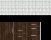 Modular Design Kitchen Floor Cabinet 5ft - 44773 - Design 1