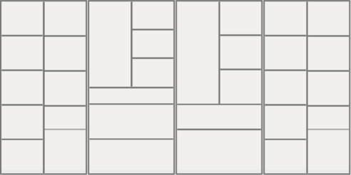 8 Door Wardrobe Design with mirror and external drawers |Trellis Elegant and Corn Yellow Elegant - Design 2