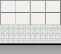 Modular Kitchen Wall Cabinet| Canterbury Oak - Design 2