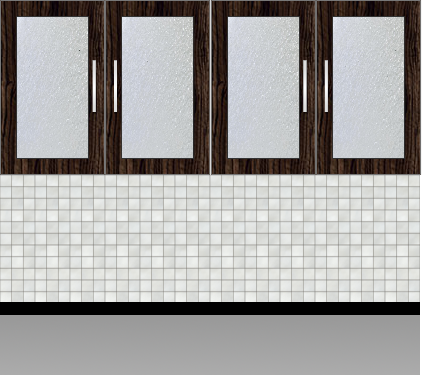 Modular Kitchen Wall Cabinet