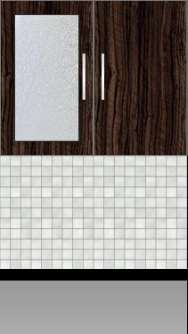 Modular Kitchen Wall Cabinet