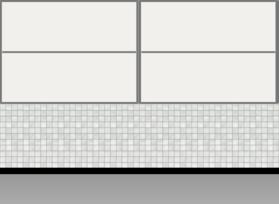 Modular Kitchen Wall Cabinet - Design 2